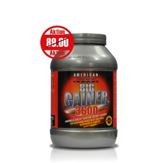 American Premier Nutrition Big Gainer 3600 (2000g)